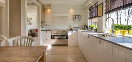 материалы для отделки пола на кухне
