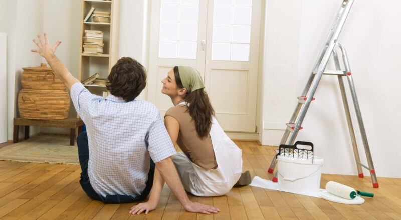 Как начать ремонт квартиры своими руками