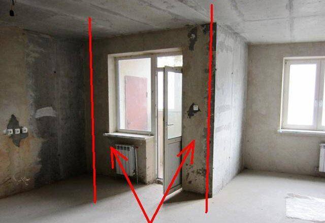 Опасные окна и неправильные стены