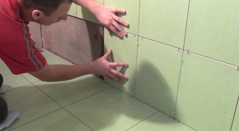 Кладем плитку в ванной своими руками пошаговая инструкция