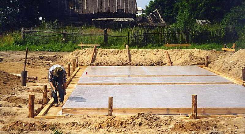 Строительство дома с чего начать строить дом