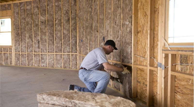 Утеплитель для стен внутри дома виды
