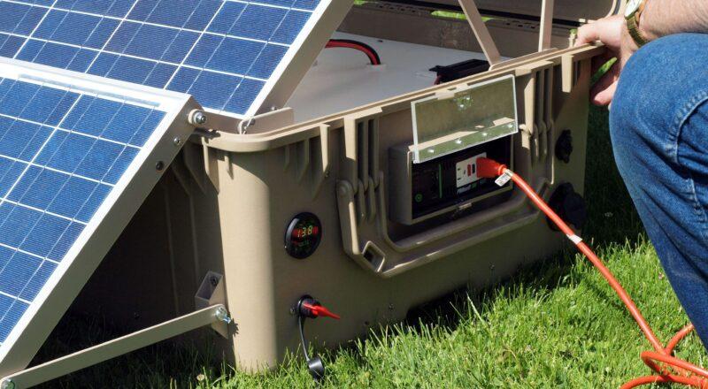 Автономное электричество для частного дома