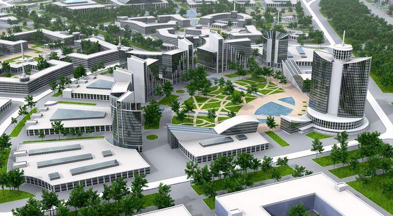 Градостроительство архитектура